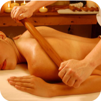 Warm Bamboo Massage at Body Focus Therapeutic Massage in Cromwell and Meriden Connecticut