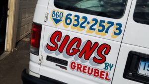 Signs by Greubel Body Focus Cromwell